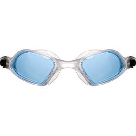 arena Smartfit Svømmebriller, blue-clear-clear